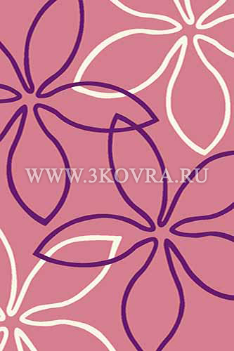 Ковер Vision deluxe v806 pink