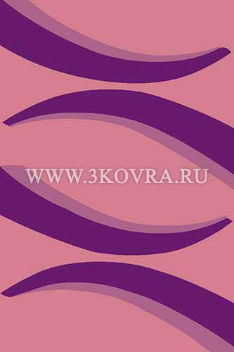 Ковер Vision deluxe v807 pink