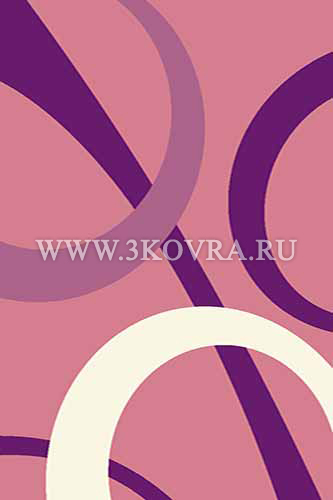 Ковер Vision deluxe v810 pink